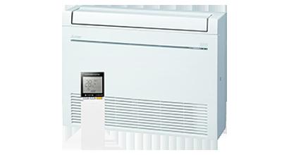 Console de climatisation